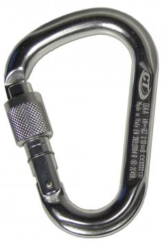 tee-uu® | HMS Screw Karabiner