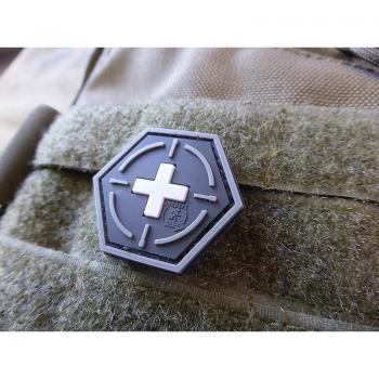 Tactical Medic Patch | Hexagon Patch | swat | JTG 3D Rubber Patch