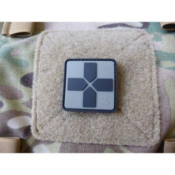 Medic Patch | Farbe: steingrau-oliv | 40mm | JTG 3D Rubber Patch