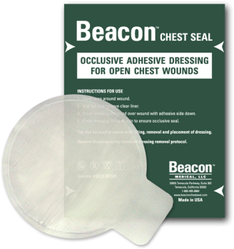 Beacon™ Chest Seal ohne Ventile - Thoraxpflaster
