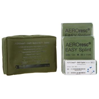 AEROresc® EASY Splint Set Olivgrün/Grau Tactical