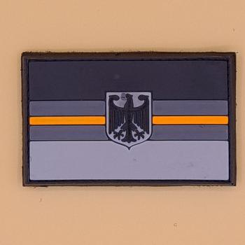 "3D Patch | ""ORANGE LINE DEUTSCHLAND"" 