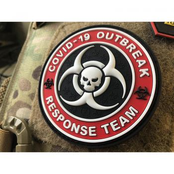 COVID 19 OUTBREAK RESPONSE TEAM Patch I fullcolor