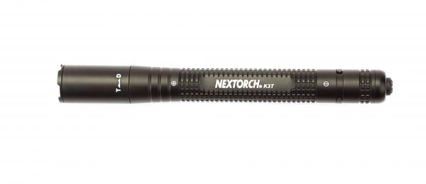 NEXTORCH K3T - Tactical Penlight | 215 Lumen