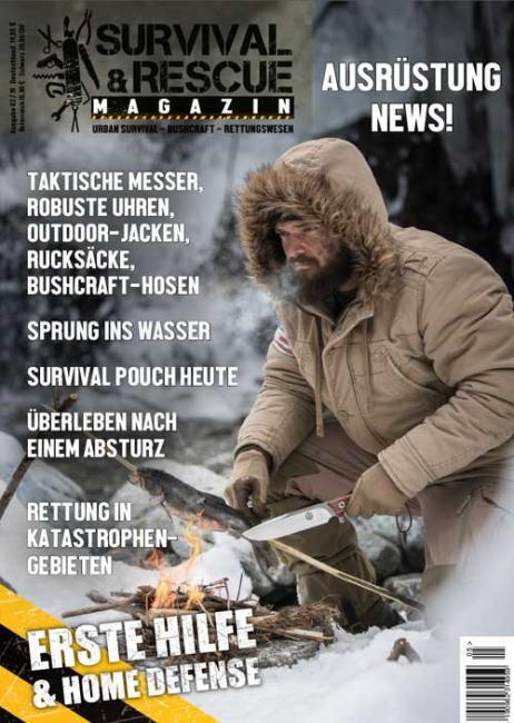 SURVIVAL & RESCUE MAGAZIN NR. 5/19