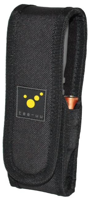 LED Maxi Taschenlampen-Holster | tee-uu®
